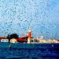 Венеция. Дождь. :: Olga Devyatkina