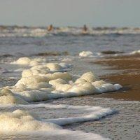 море на закате :: Ксения Эккерт