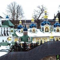 Псково-Печорская обитель-2013г :: яков