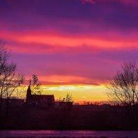 Цвет заката :: юрий Амосов
