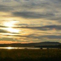 Дальнее озеро :: юрий Амосов