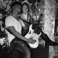 Rock'n'roll cafee :: Михаил Сотников