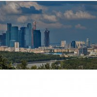 городок :: Alexsei Melnikov