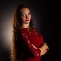 Анастасия :: Svetlana Kas