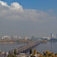 Autumnal city :: Roman Ilnytskyi