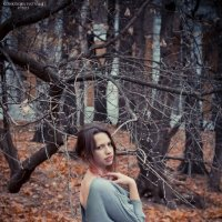Осень - это Я :: Саша Ходор