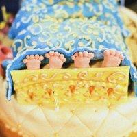 Свадебный торт :: Анна Кузнецова