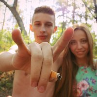 Я и Оля :: BigSemi Vasilev