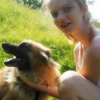 Мы с Ирмой:) :: Валерия Белова