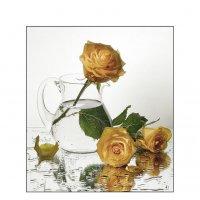 Жёлтые розы :: Светлана Л.