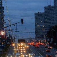 Вечерний город :: Наталья Rosenwasser