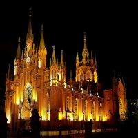 Католический Собор в Москве :: михаил кибирев