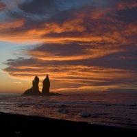 Восход на Японском море :: Анна Галкина