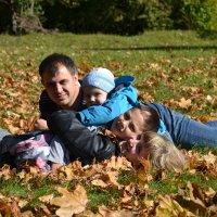 Счастливая семья :: Светлана Причепа