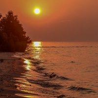 Утро на заливе :: Владимир Самсонов