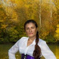 Золотая Осень :: ЭльФото фотограф Эльвира Калантиренко