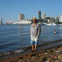 На городском пляже. :: Алекс Вол