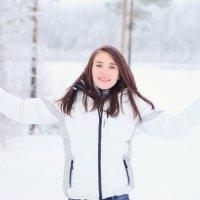 Наступила зима :: Игорь Блонский