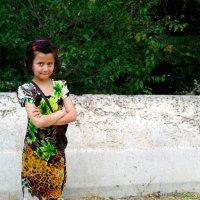 Girl from village. Духатарак аз деҳа. Девочка из деревни. :: Romiz Akhrorov