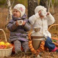 Осеннее чаепитие :: Светлана шепет