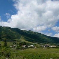 Горное селение :: Надежда Егорова