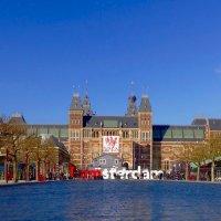 Рейхс-музей в Амстердаме. :: Ольга