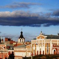 Осенний город :: Lilia Kamalova