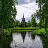 Скит... :: Roman Mordashev