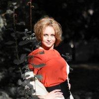 В парке :: Ольга Белоусова