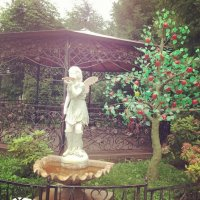 Статуя Ангела :: Эрика Петросян