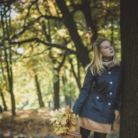 Осень :: Natalia Prontova