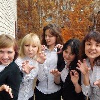 Все девчонки в душе немного кошки... :: Евгения Сусликова