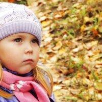 Задумчив взор ребенка :: Евгения Сусликова