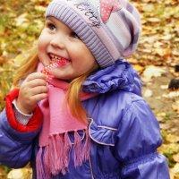 Одна улыбка может вызвать солнце :: Евгения Сусликова