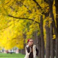 Осень :: Татьяна Ворчик