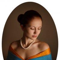 Портрет девушки :: Илья Кокорев
