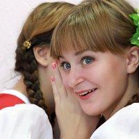 перед концертом :: Елена Борисенко