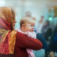 Таинство маленькой Софьи. :: Светлана Парфёнова