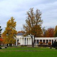 Осенний парк.. :: АндрЭо ПапандрЭо