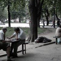 Проигравший - выбывает (другая Одесса) :: Дмитрий Тилинин