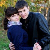Осенний вальс :: Любовь Ушакова