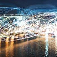 Огни ночного города :: Life under the Sky