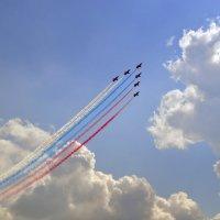 Наши в воздухе :: Дмитрий Смирнов