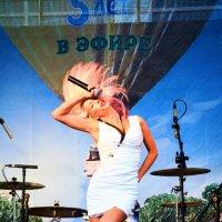Певица Рая на концерте в Чехове :: Анна Кузнецова