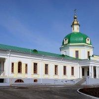 Церковь после реставрации :: Алексей Golovchenko