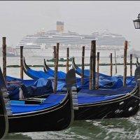 Венецианские контрасты :: Юрий Матвеев
