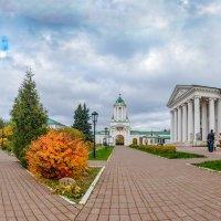 Спасо-Яковлевский монастырь, Ростов Великий :: Анатолий Сазонов