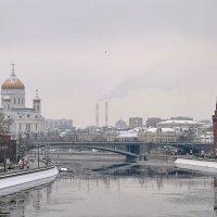 Москва :: Елена Грибакина