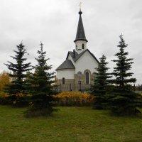 Церковь св.Георгия Победоносца. :: Ирина Михайловна
