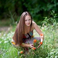 лето :: Татьяна Ворчик
